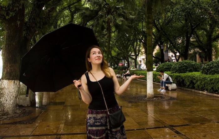 Если вы выбираете Гуйлинь для жизни, будьте готовы к частым дождям