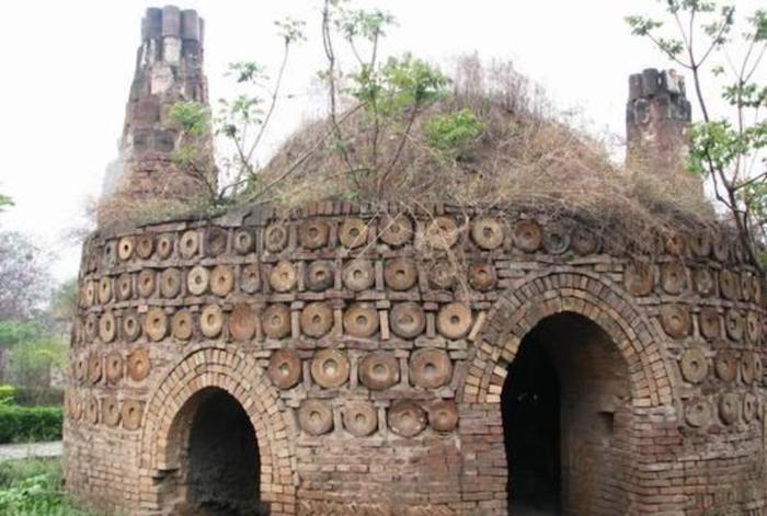Цинская печь маньтоу в Ханьдане. Источник: cqzhenhang.com