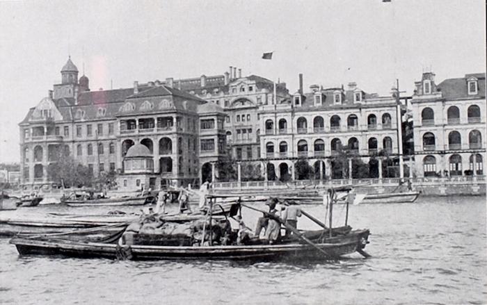 Здание консульства в 1924 году. Источник: неизвестен