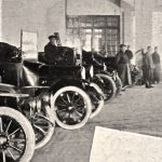 Интерьер автосалона Стар Гараж (с) Cameron, Impressions of the Far East... (1917)