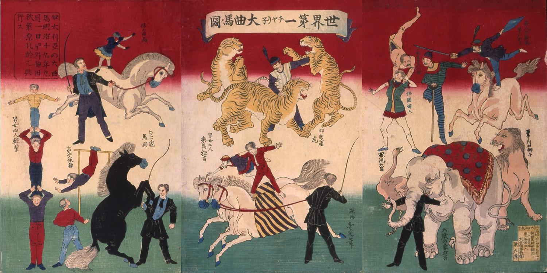 Как китайские артисты снимались в советском кино, били контру в Красной Армии и основывали цирковые династии