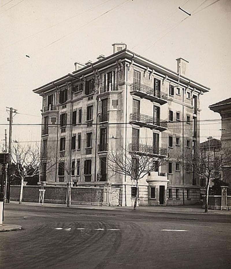 Общежитие в 1930-е годы. Источник: Virtual Shanghai