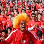 Китайские футбольные болельщики. Кто они?