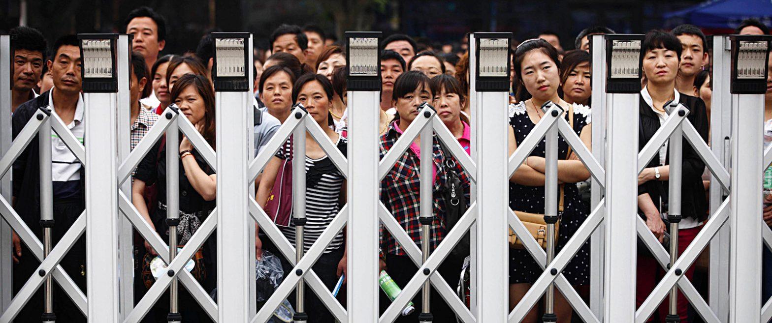Как система образования в Китае делает из родителей контрол-фриков