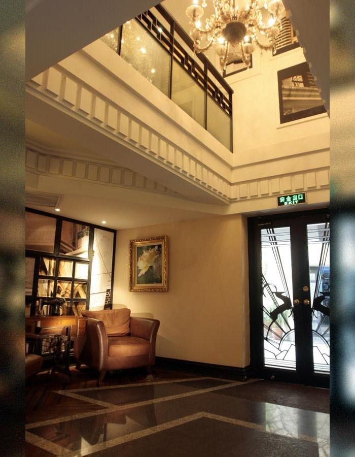 Фойе здания. Источник: Booking.com
