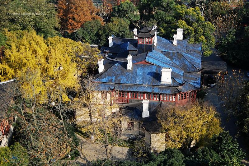 Офис и резиденция ректора. Источник: Dennis Wu 双桂坊 flickr
