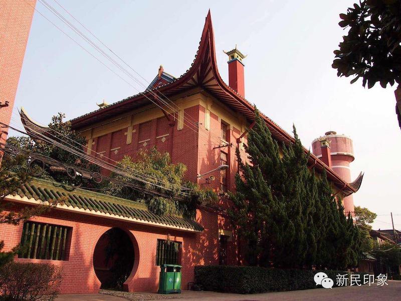 Территория университета. Источник: baidu.com