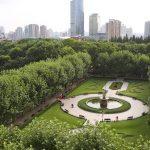 Вид парка с высоты (с) lvmama.com