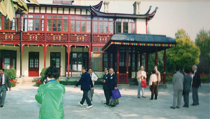 Встреча выпускников в 1992 году. Источник: Johannean Living Memory Project