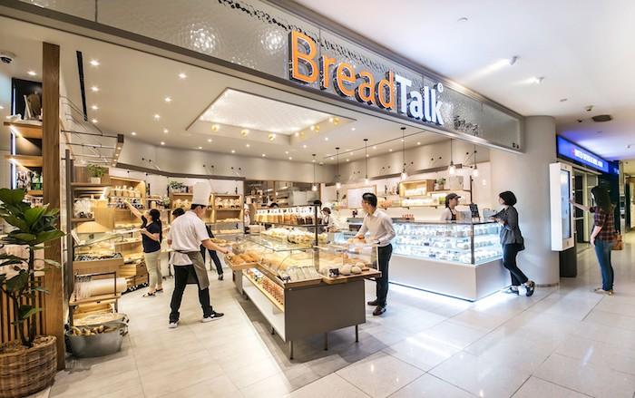 Сингапурская франчшизаBreadTalk - одна из самых популярных пекарен в Китае. Источник: Retail News Asia
