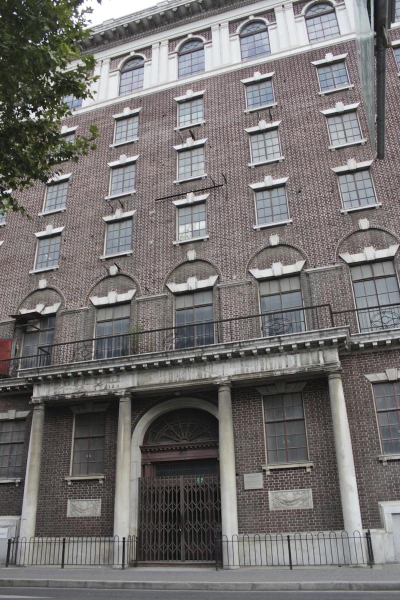 Современный вид здания. Источник: dreamofacity.wordpress.com