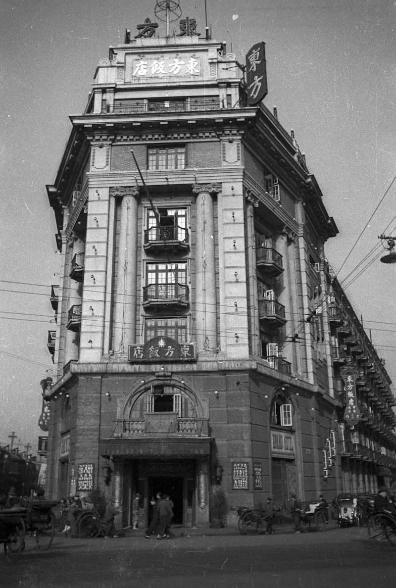 Гранд в 1937 году. Источник: Harrison Forman
