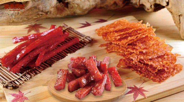 jerky meat