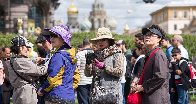 Сколько платят китайские туристы за путешествие в Россию