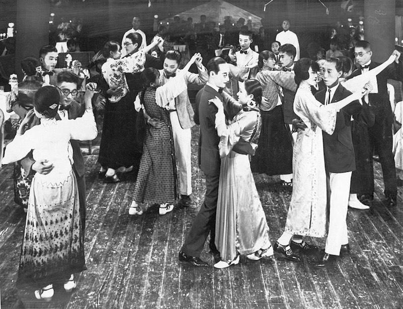 Китайское кабаре в 1926 году. Источник: Getty Images