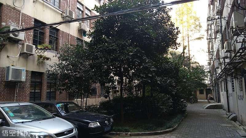 Двор между зданиями внутри квартала. Источник: wkzf.com