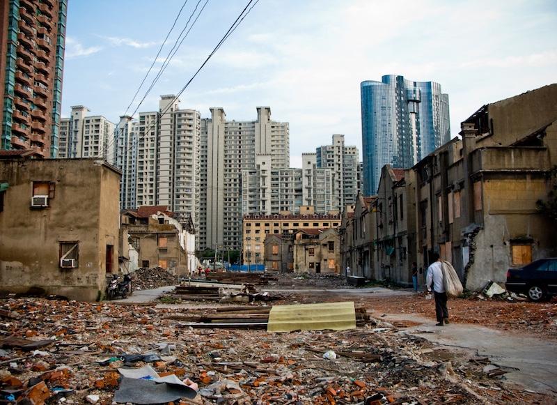 Снос всего квартала в 2009 году. Источник: Катя Князева
