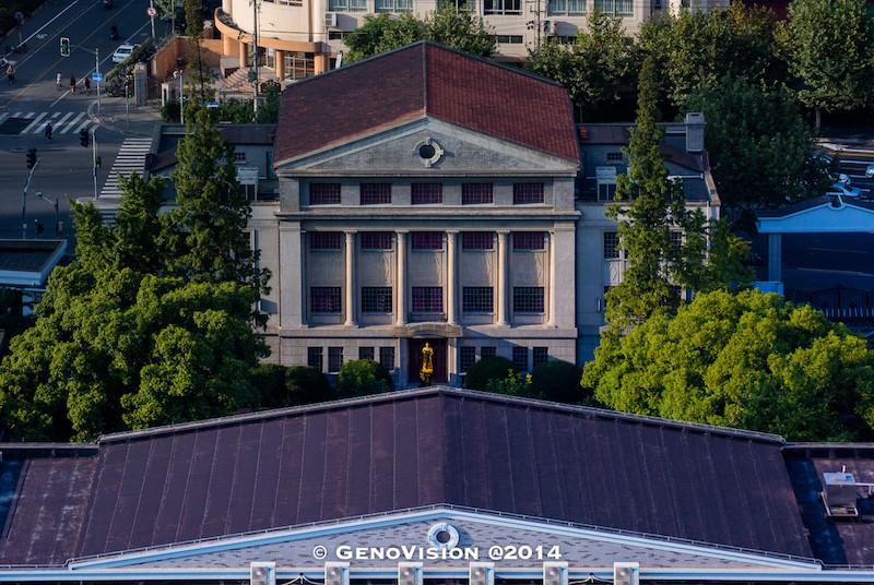 Здание бывшей школы для девочек. Источник: Stoney Zhang 基诺Genovision