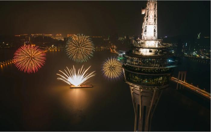 macau fireworks contest
