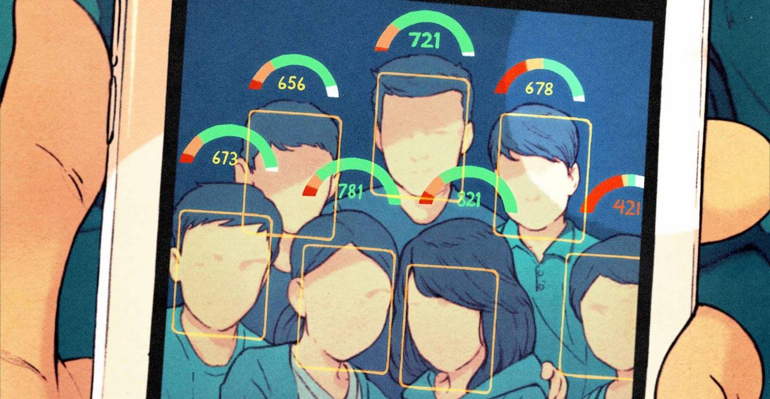 Как работает система социального рейтинга в Китае
