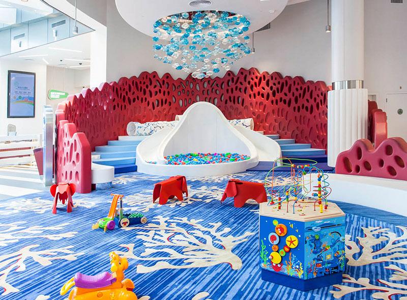 Игровая в City of Dreams. Источник: www.cityofdreamsmacau.com