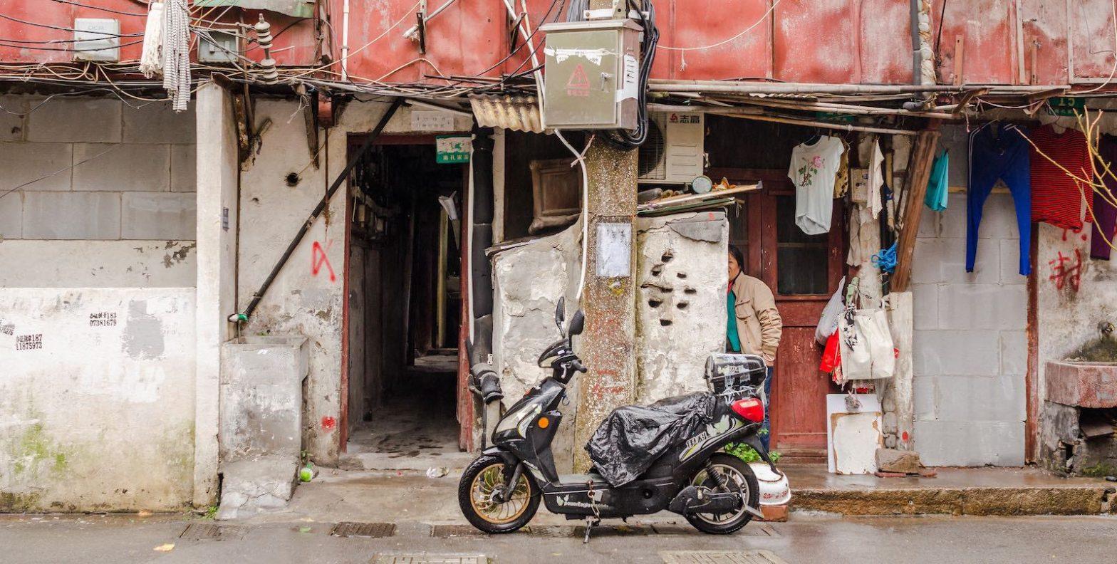 Исчезающий город. Фотопрогулка по Шанхаю