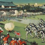 Усмирение Китая. 1900