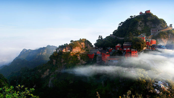Уданшань. Источник: CISC – Kung Fu in China