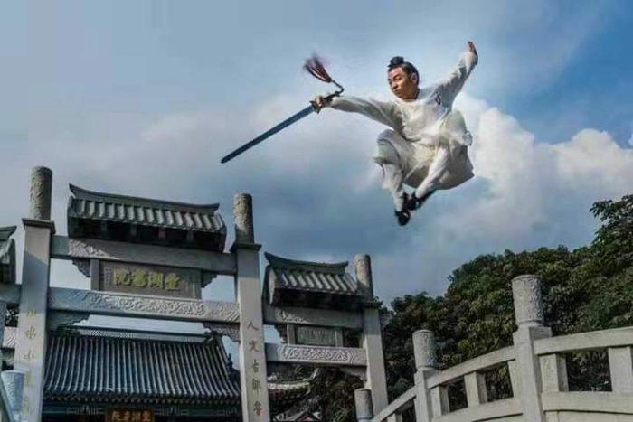 В Удане стоит покупать мечи. Источник: из личного архива 董俊杰