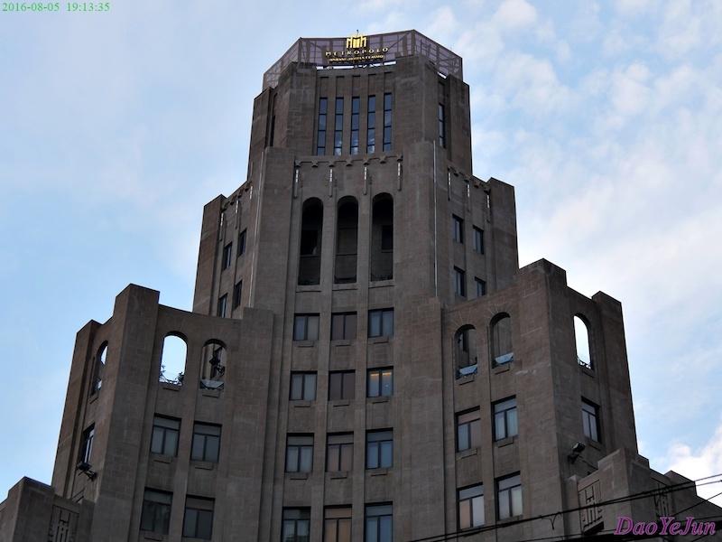 Верхние этажи отеля. Источник: Dao YeJun