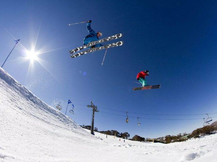 Лучший горноложный курорт в Китае. Источник: 搜狐