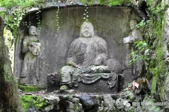 Везучий барельеф с изображением Ян Ляньчжэньцзя, известного как расхитителя сунских гробниц. Источник: