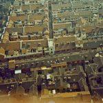 Бывший район Цзюмуди с высоты в 2016 году; Кайминли в центре (с) Катя Князева
