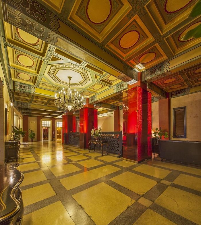 Интерьер здания. Источник: shjwqy.com