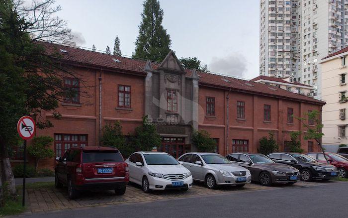 Одно из зданий бывшего Дома призрения. Источник: diandianzu.com