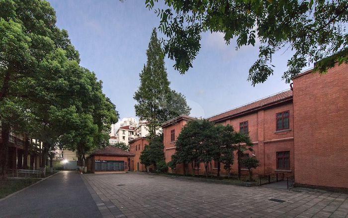Территория бывшего Дома призрения в наши дни. Источник: diandianzu.com