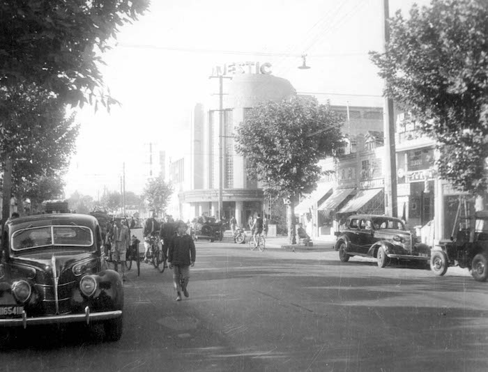Вид кинотеатра в 1941 году. Источник: Horst Eisfelder