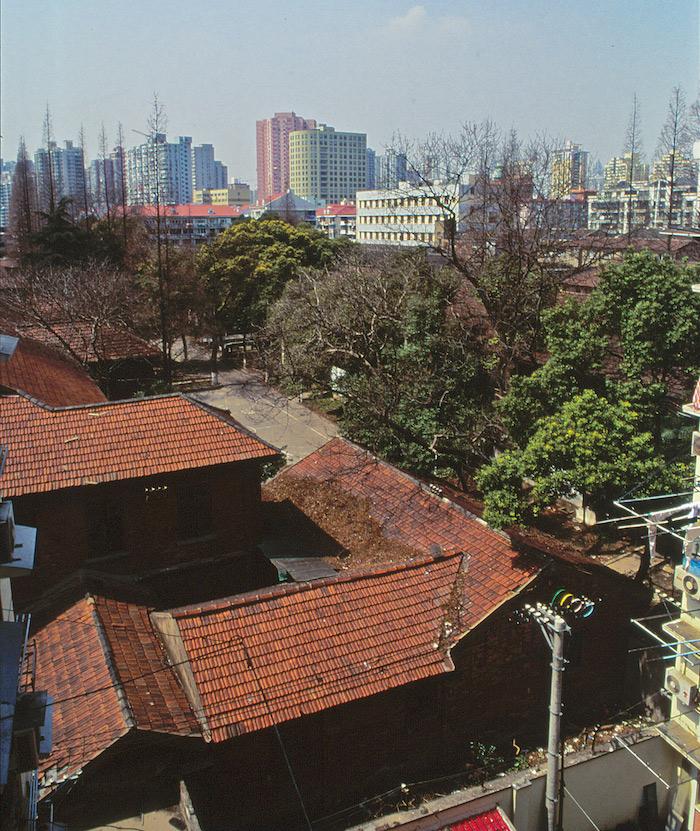 Вид с высоты на территорию в 2011 году. Источник: Катя Князева