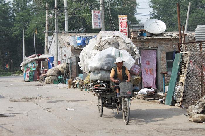 До 2018 года Китай был крупнейшим импортером мусора в мире. Сейчас он пытается справится с собственнными отходами. Источник: Fiveprime