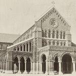 Троицкий собор вскоре после вторичной постройки. Источник: William Saunders