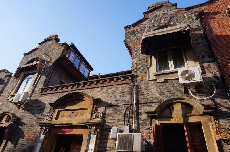 Аркадные дома в квартале Zhangyuan. Источник: Wikipedia Livelikerw