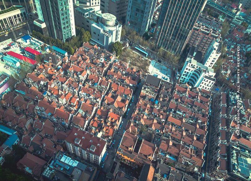 Вид квартала с высоты. Источник: GenoVision