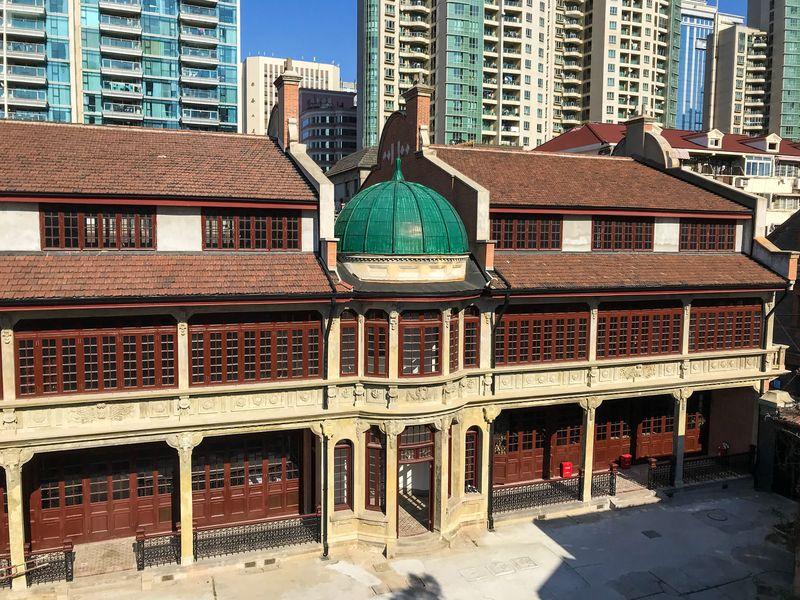 Здание № 77 – одно из хорошо сохранившихся. Источник: Wikipedia