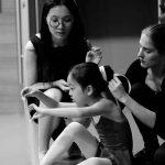 ballet teacher in China
