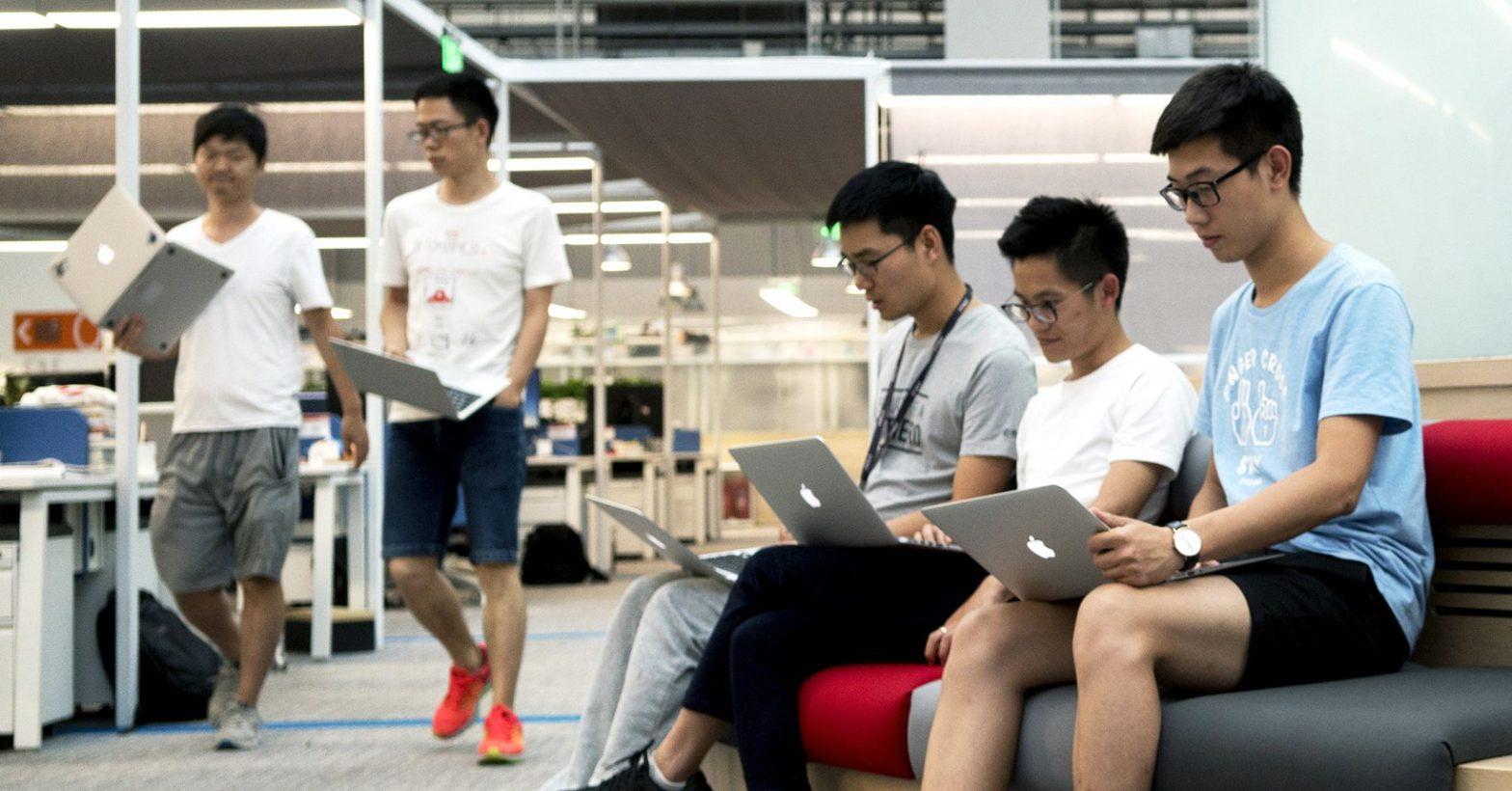 Китайские программисты самые лучшие вмире