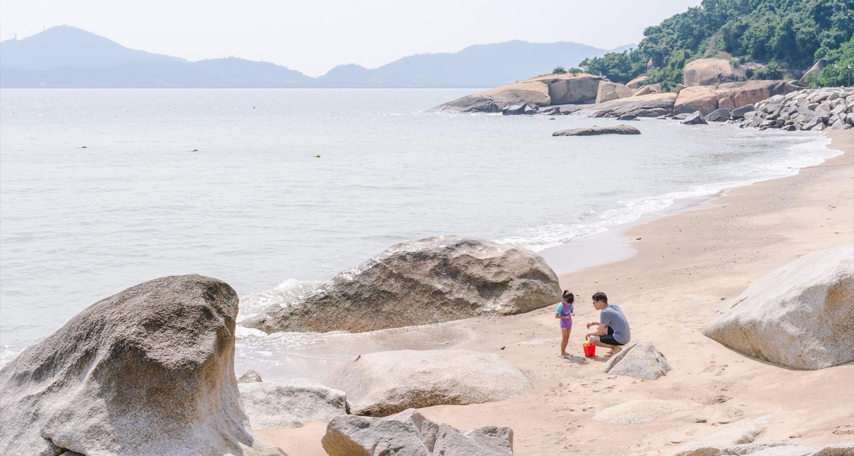 beaches macau