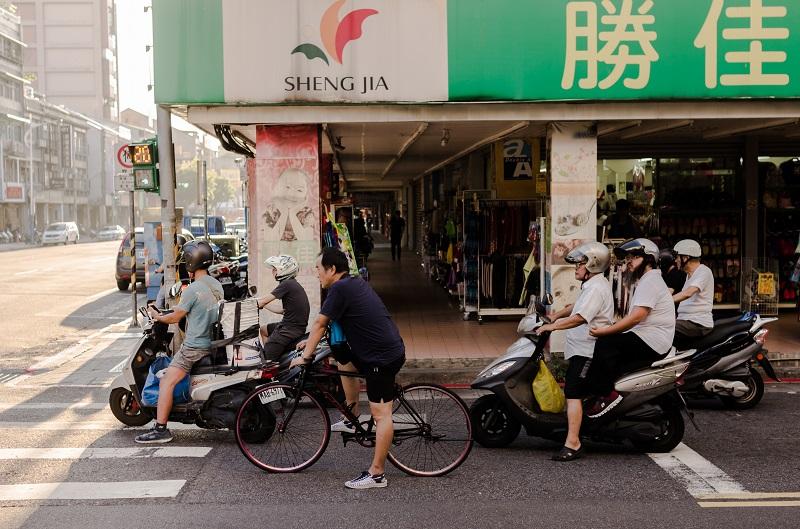 Жители Тайбэя