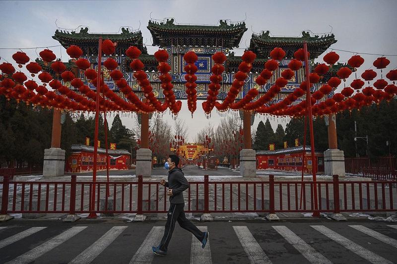 Все массовые мероприятия по случаю китайского Нового года были отменены