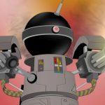 Funnybot из мультсериала «Южный Парк»