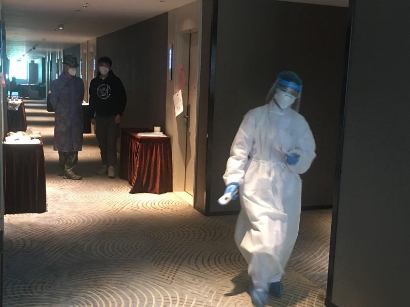В каком отеле вы будете проходить карантин, скорее всего, не удастся.